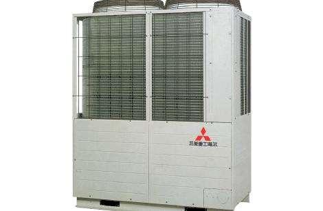 三菱中央空调维修处理的思路及步骤