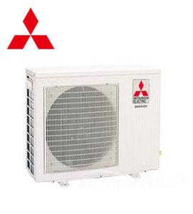三菱分体式空调室外机维修