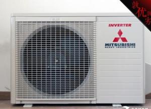 三菱中央空调冬天空调室外机不滴水是否正常
